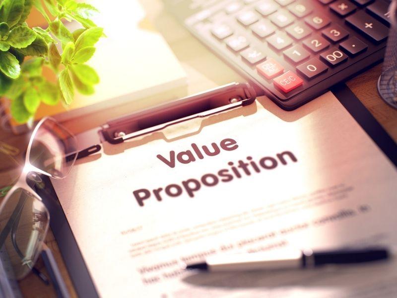 value proposition concept